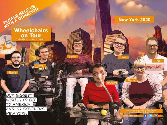 Rollis on tour – New York 2020